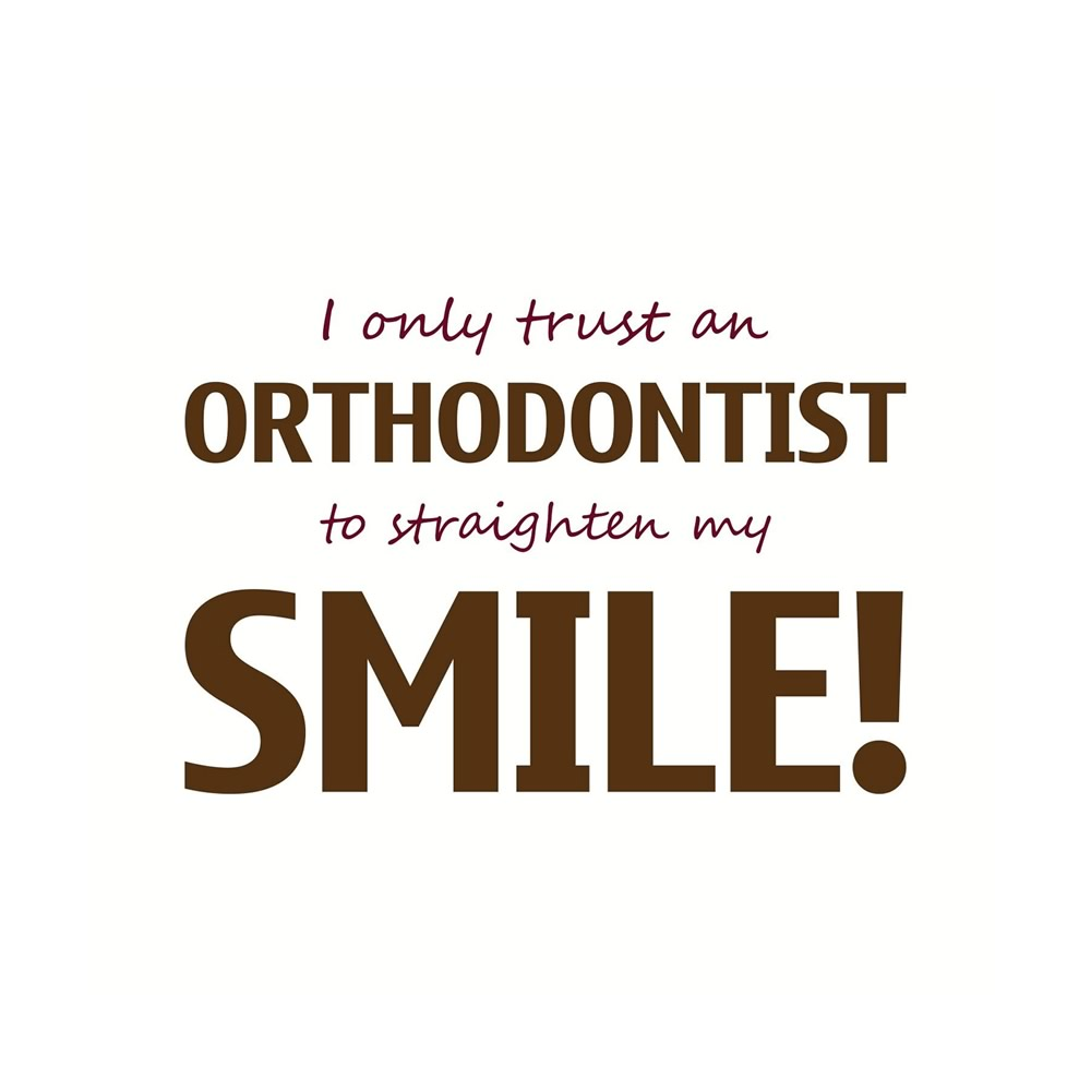 Trust an Orthodontist - the whiddon group
