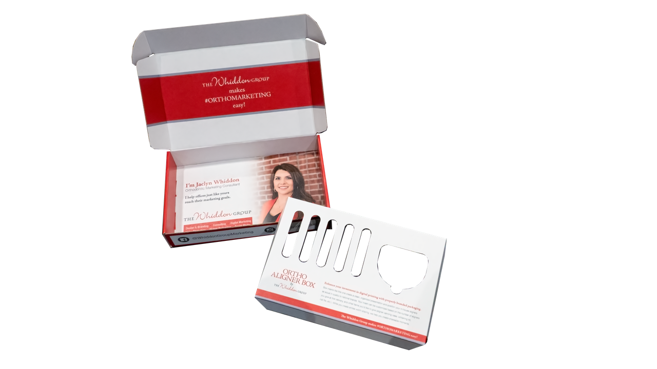 Unboxing A Smile with Aligner Packaging